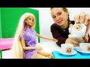 Гадалка и Барби! Видео и Игры в куклы для девочек.