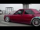 Mercedes-Benz w201 5.5 Kompressor 2 Test Drive