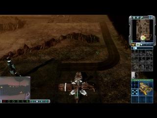 C&C 3 Tiberium Wars - Обучение (Часть 26) Сравнение: Клавиатура - Мышь