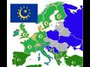 Většina islámských zemí v Evropě vypočítaný odhad 2017 2057