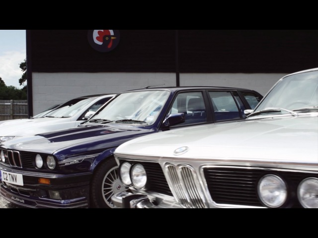 Classic Heroes - Specialists in iconic BMW, Alpina, Porsche.