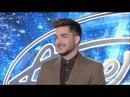 (+рус суб) Адам Ламберт воспроизводит свое первое прослушивание на American Idol 2015