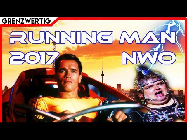 NWO 2017 - Prophezeiungen aus Running Man - Neue Weltordnung oder Apokalypse ?
