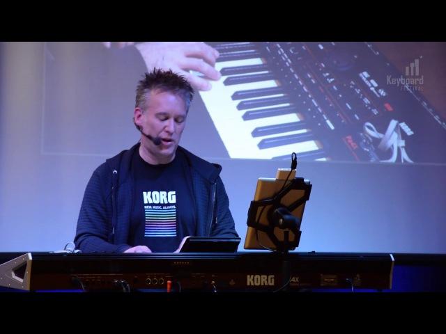 Korg Pa4X Prezentacja Jürgen Sartorius Keyboard Festival 2016