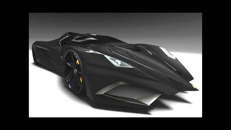 Top 10 BEST Lamborghini Concept Cars of FUTURE [4K]