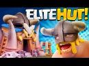 NEW! Elite Barbarian Hut Card - Clash Royale 3D Concept