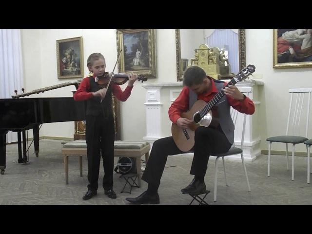 Blackmore Minstrel Hall Ilia and Victor Kovalev