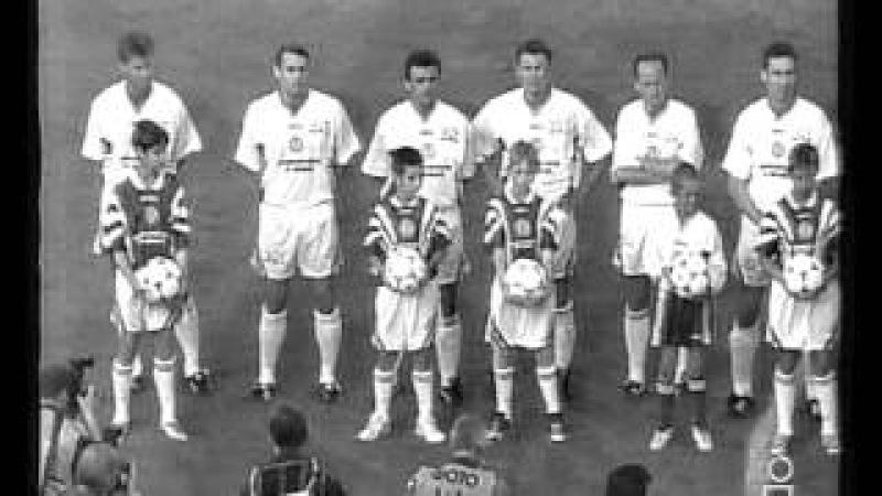 Динамо(Киев)-Спартак(Москва) 1997, 1-ТАЙМ, Звёзды восьмидесятых, Ветераны