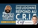 Dieudonné répond au CRIF après le triomphe de La Guerre à Marseille