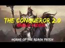 ESO | The Conqueror 2.0 (Magplar) PVP Build Video [CP and No-CP versions]
