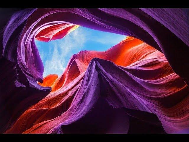 Lower Antelope Canyon Arizona / Каньон Антилопы штат Аризона США 🇺🇸