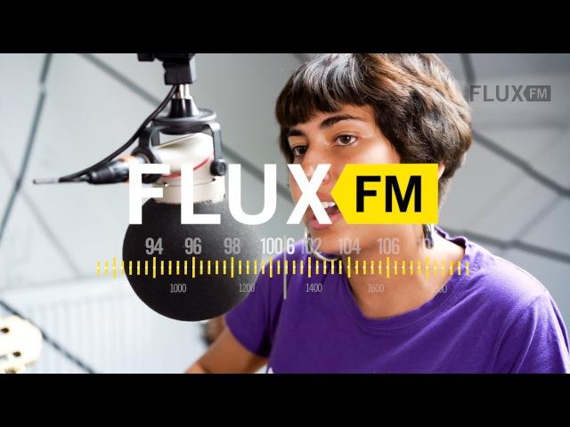 Saba Lou - Embrace The Sun live @FluxFM