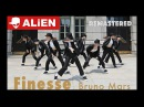 REMASTERED for ALiEN FANS Bruno Mars Finesse ALiEN Choreography by Euanflow