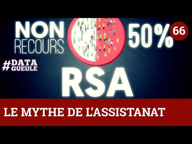Assistanat : un mythe qui ronge la solidarité - DATAGUEULE 66