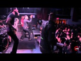 After The Burial - 05 - A Steady Decline live in HD! (Greensboro, NC)
