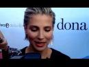 Elsa Pataky entrevistada en Madrid (04/06/2014)