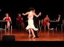 Foxtrot La Colegiala mit Fabian y Michaela, Tango Lugo München