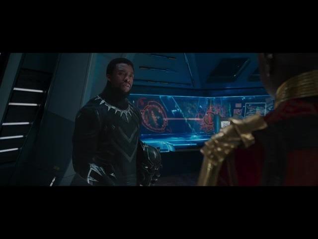 Black Panther - I never freeze