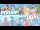 (설렘주의보) 루키x쩔어 ROOKIExDOPE | RED VELVET BTS | 창작안무 | PROMOTION DANCE VIDEO (VARIOUS x METSUBOU)
