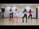 Dalshabet 달샤벳 - 금토일 FRI. SAT. SUN Dance Practice Mirrored