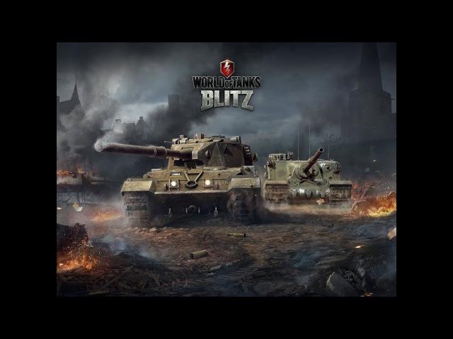 WOT Blitz| Chi-To| Партейка на Японском среднем танке Chi-To