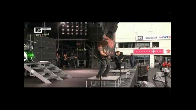 Bullet for my Valentine Alone Live Rock am Ring 2010