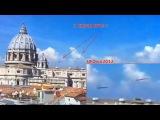Ватикан начал эвакуацию St. Peter Cathedral, Vatican, Italy.