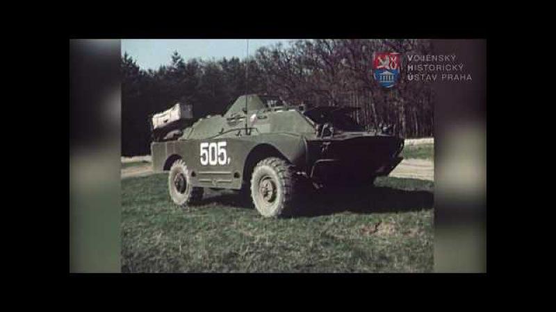 Obrněný transportér BRDM-2 (1987)