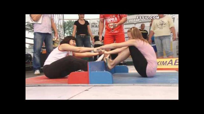 Festiwal Siły Sprawności i Urody Międzyzdroje 2011 - I Mistrzostwa Polski Mas Wrestling