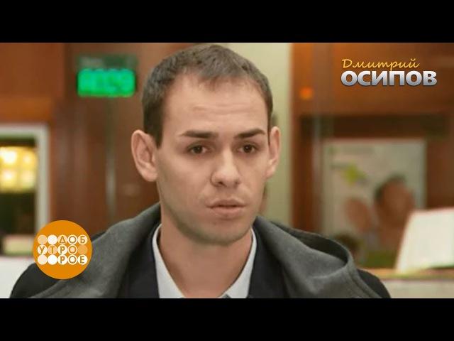 Дмитрий Осипов в программе Доброе утро - 2014