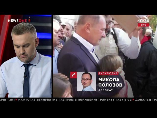 Полозов: нужно использовать любые средства для спасения заложников и политзаключенных 27.10.17