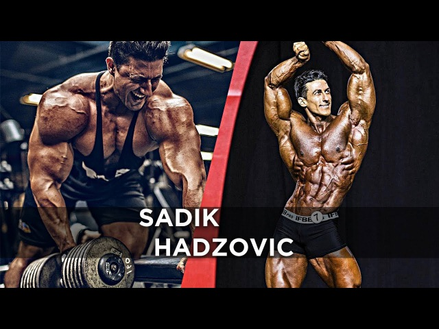 SADIK HADZOVIC I'M READY TO BECOME THE CHAMP | Mr. Olympia 2017(MOTIVATION)