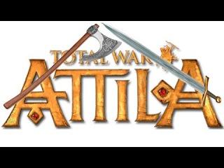 МЕЧ ИЛИ ТОПОР? (ЗРИ vs ГУННЫ) Total War: Attila Режим