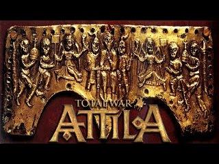 БОРОДАТЫЕ ДЕЛА (Один на один)Бургунды vs Аксум Total War: Attila №.5