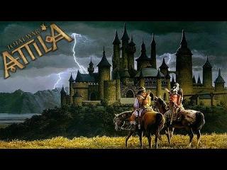 СВОЙ УГОЛ (Один на один)Бургунды vs Аксум Total War: Attila №.4