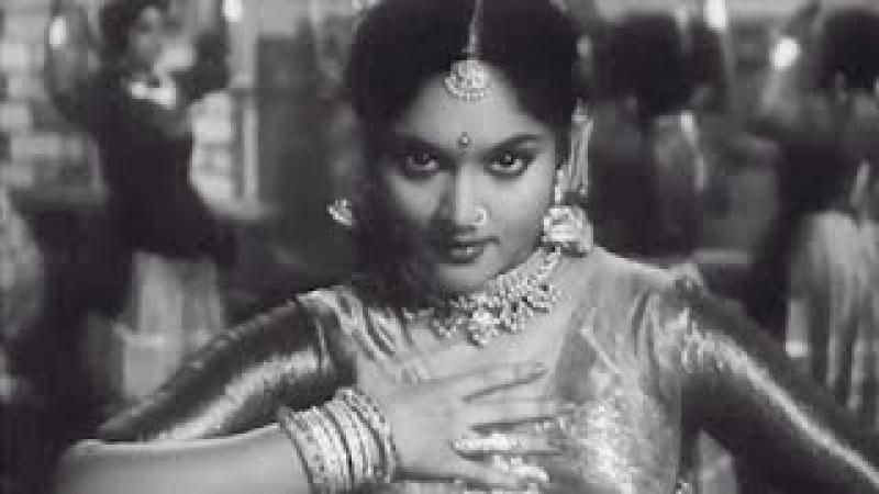 Itne Bade Jahan Mein Aye Dil - Classic Hindi Song - Vyjayanthimala, Balraj Sahni - Kath Putli