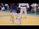 Маленькие девочки борьба