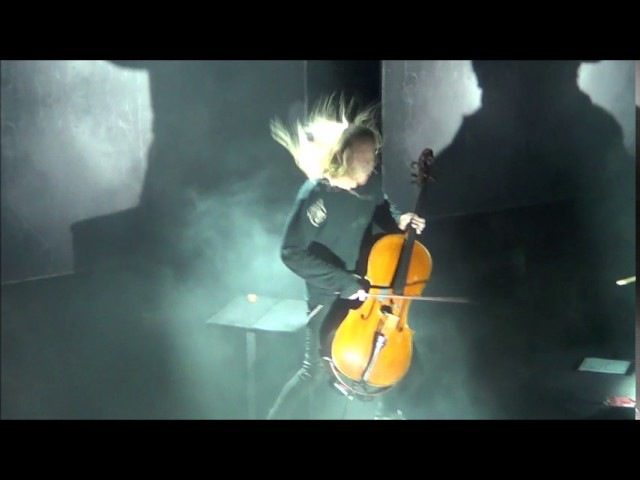 APOCALYPTICA – MASTER OF PUPPETS – GAZI MUSIC HALL – 07.04.2017!