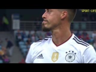Confederations cup -2017. group b. австралия-германия 2-3 (19.06.2017)