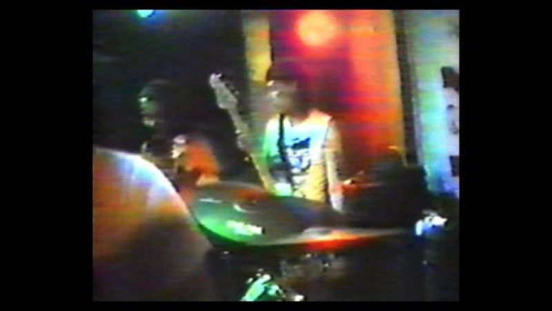 Napalm Death - 1987 - Live In Geislingen