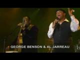 Al Jarreau and George Benson - Montreaux 2007.