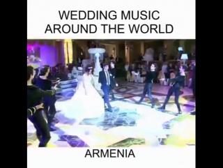 Свадебная музыка в разных странах.