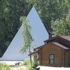 Пирамида Новикова-Киселева под СПб