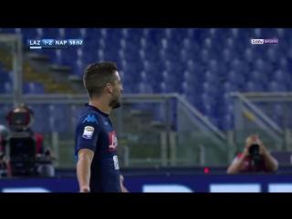 Чемпионат Италии 2017-18 / Лучшие голы сентября HD 720p