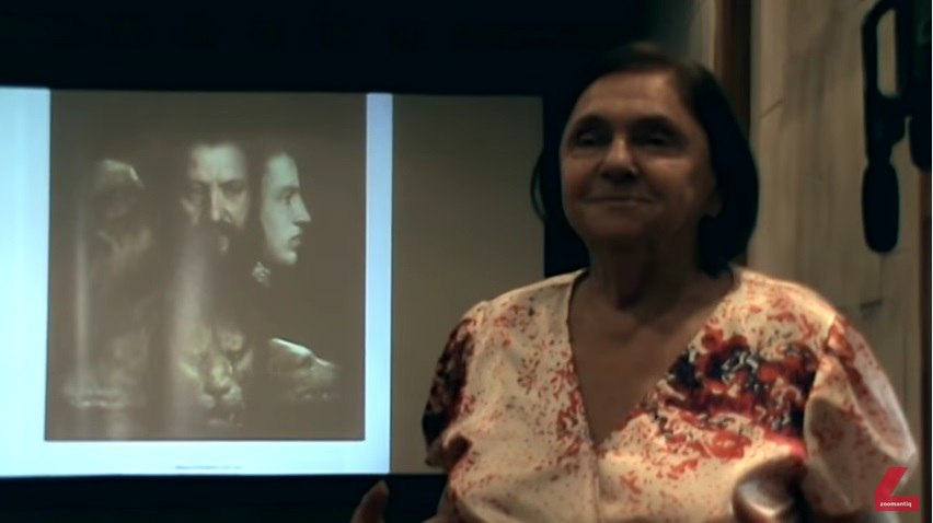 Лекция Паолы Волковой о Тициане (2012 г.)