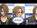 the GazettE ROCK IN JAPAN FESTIVAL 2017 DAY-3【WOWOW】