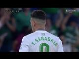 Чемпионат Испании 2017-18 / Primera Division / 6-й тур / Бетис (Севилья) – Леванте (Валенсия) [720, HD]