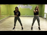 DANCEHALL | Kate&Nastya Mighty Crew