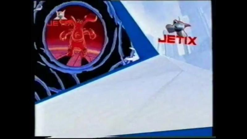 Далее на Jetix Секретные материалы псов-шпионов 2005