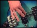 Bass Lesson Patrice Guers - Techniques modernes a la basse.